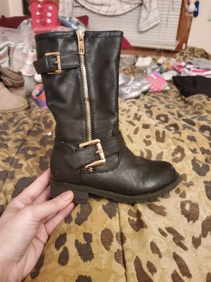 Girls Black Boots for Sale in East Haven, CT