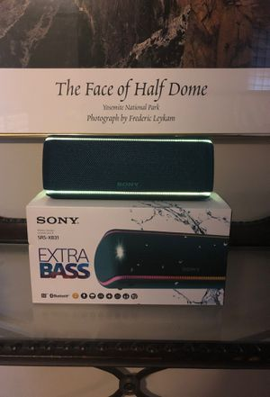 Sony SRS-XB31 Bluetooth speaker for Sale in Fraser, MI