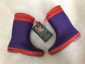 Kamik Rain Boot Size 11 for Sale in Riverside, CA