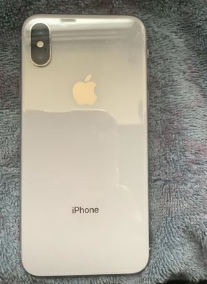 iPhone X 64gb for Sale in Brooklyn, NY