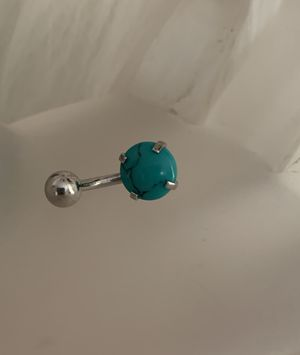 NWOT natural stone belly button ring for Sale in Freeland, PA