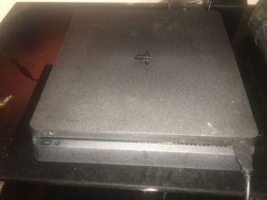 PS4 1TB w/games for Sale in Wichita, KS