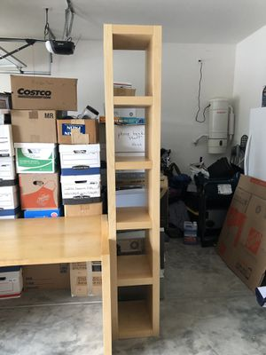 2 Office Shelves - one for $50, two for $85 for Sale in Portland, OR