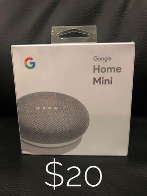 BRAND NEW Google Home Mini for Sale in Los Angeles, CA