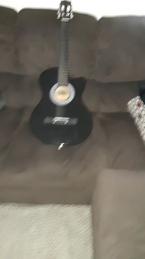 Acoustic / electric guitar all in one for Sale in Washington, PA