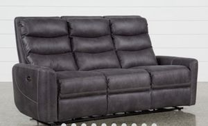 80 inch Power Reclining Sofa for Sale in Oakland, CA