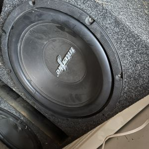 """12"""" Subs for Sale in Porterville, CA"""