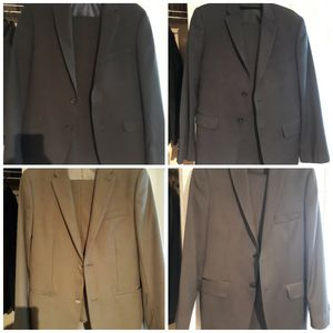 4 suit combo high quality apparel for Sale in Dallas, TX