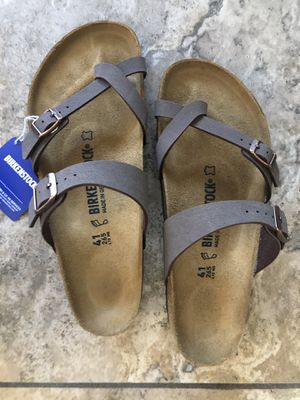 New Birkenstock Size 41 PRICE IS FIRM for Sale in Gilbert, AZ