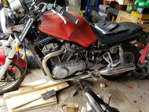 Motorcycle Suzuki VX800 for Sale in Akron, OH