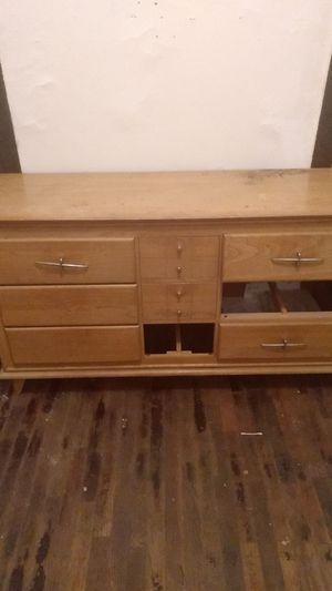 I have a dresser for sale for Sale in Wellington, KS