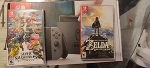 Nintendo Switch bundle. for Sale in Plano, TX