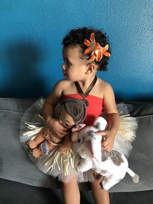 Toddler Moana costume for Sale in Norwalk, CA