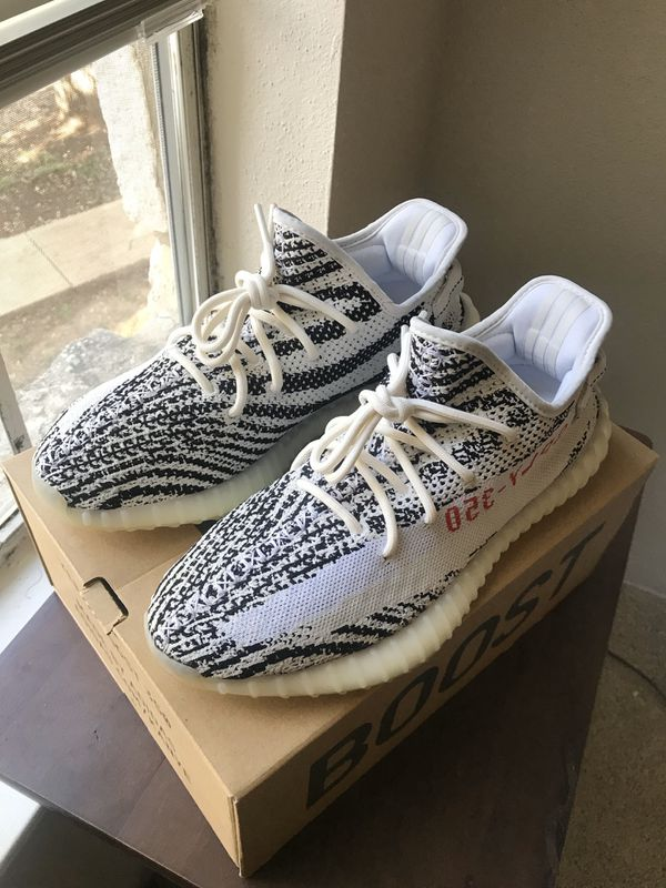 Yeezy Zebra 350 v2