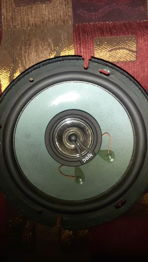 1 Polk audio gxr gxr6 6.5 for Sale in Fairfield, CA