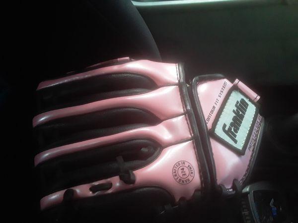 Pink Franklin glove