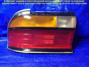 OEM 1989 1990 MITSUBISHI GALANT DRIVER LEFT TAIL LIGHT 043-8529 89 90 for Sale in Miami Gardens, FL
