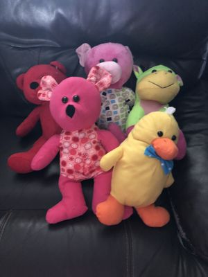 Stuffed animals $1 for Sale in Lake Oswego, OR