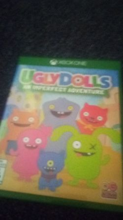 Ugly Dolls Xbox One for Sale in Staunton,  VA