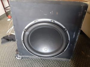 Jl audio subwoofer for Sale in Englewood, CO