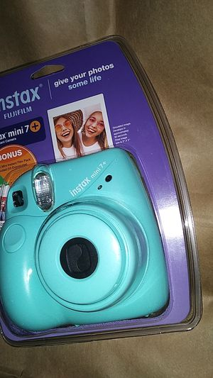 Instax Fuji Film Instant Camera for Sale in MD CITY, MD