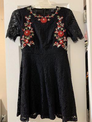 Short black lace dress for Sale in Saint Cloud, FL