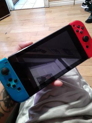 Switch en buen estado caladito sin compromiso solo con sj cargador I uno ke otro juegos vajados I YouTube tanbien for Sale in Los Angeles, CA