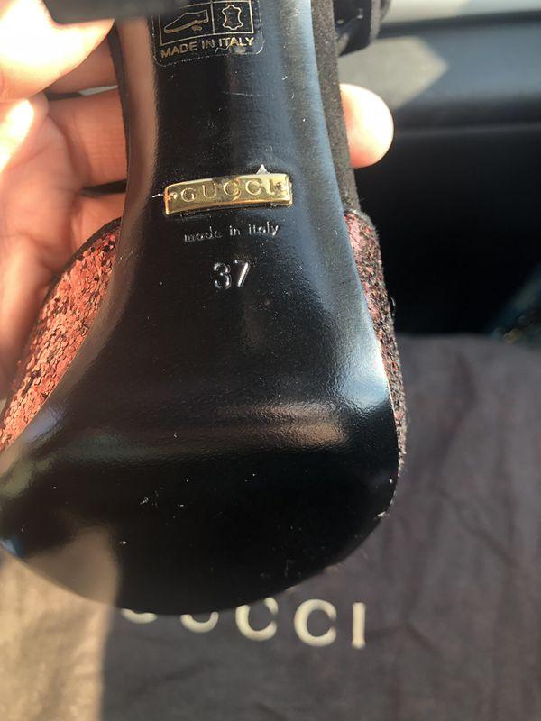 Gucci **size 7