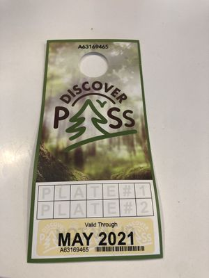 Discover pass for Sale in Auburn, WA