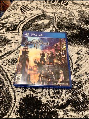 Kingdom Hearts 3 for Sale in Whittier, CA