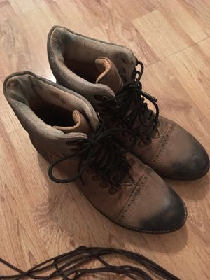 Buckle Women's Leather Boots Size 8 for Sale in Joliet, IL