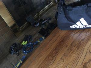 Adidas-TKO-Versa Grips-Golds Gym for Sale in Bellevue, IL