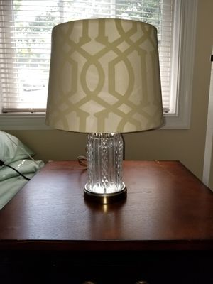 Nightstand Lamp for Sale in Lynchburg, VA