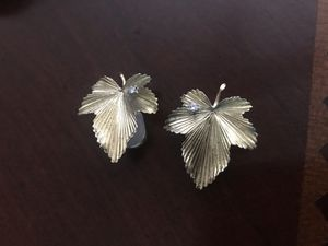 Tiffany earrings (18k) for Sale in Austin, TX