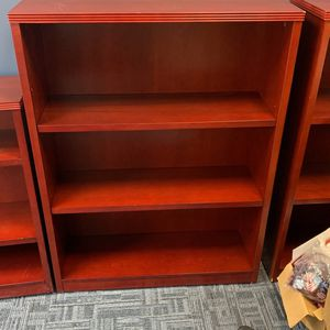 Two matching executive shelves for Sale in Worcester, MA