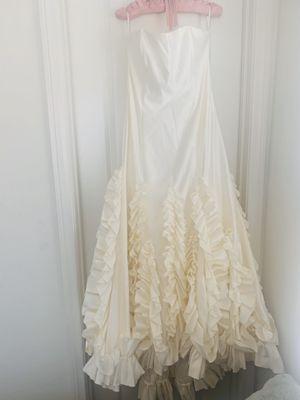 Wedding Dress - Jessica McClintock -size 16 for Sale in Montclair, CA