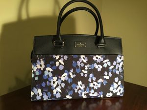 NEW Kate Spade Caley Grove Street Fabric Satchel for Sale in Lorton, VA