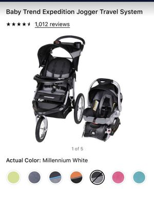 Jogger Stroller/ Car Seat for Sale in Auburn, WA