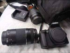 Canon T6 Photography Kit for Sale in Grand Prairie, TX