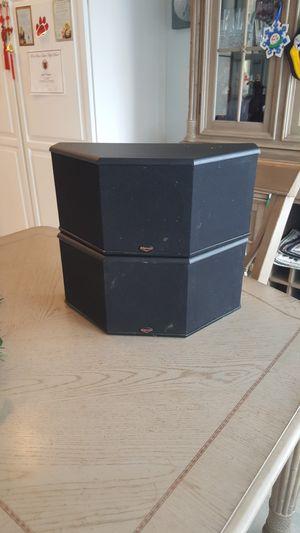 Klipsch ss1 surround sound speakers for Sale in Port St. Lucie, FL