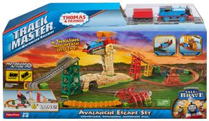 Thomas & Friends Track Master Avalanche Escape Set w/ Tunnel Expansion Pack for Sale in Placentia, CA