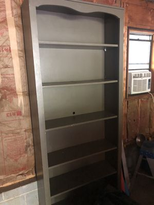 7ft by 3ft gray shelving unit for Sale in Woodstock, GA