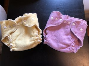 Loveybum Wool Cloth Diaper Covers $50 obo. amazing deal! Price new $33 each for Sale in Portland, OR