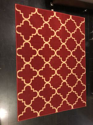 Red rug for Sale in Windermere, FL