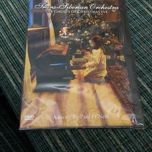 "Trans-Siberian Orchestra DVD ""The Ghosts Of Christmas Eve"" (brand new, still in shrink-wrap!!) for Sale in Fairfax, VA"
