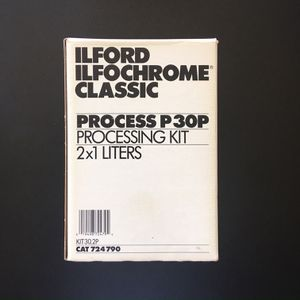 Ilford Ilfochrome P-30PProcessing Kit for Photography for Sale in Largo, FL