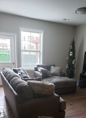 Avenue sofa and chaice for Sale in Elizabeth, NJ