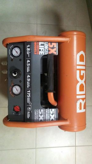 Ridgid Air Compressor for Sale in The Bronx, NY