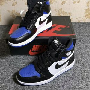 Royal toe jordan 1's for Sale in Federal Way, WA