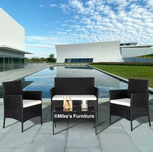 Brand new 4 PCS Garden Patio Furniture Set for Sale in Fort Lauderdale, FL
